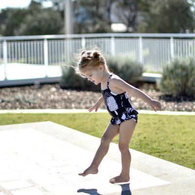 Aussie Creams Bathers