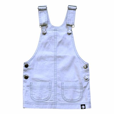 Chambray Pinafore