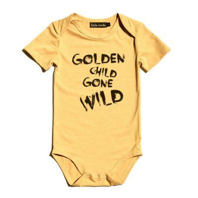 Golden Child Bodysuit