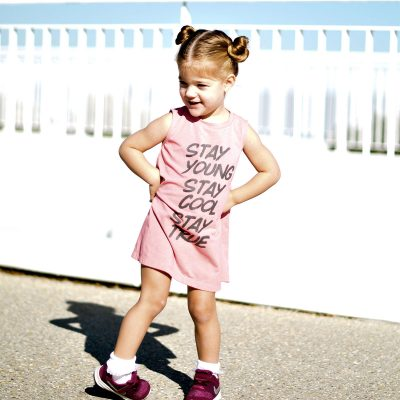 Stay Young Dress