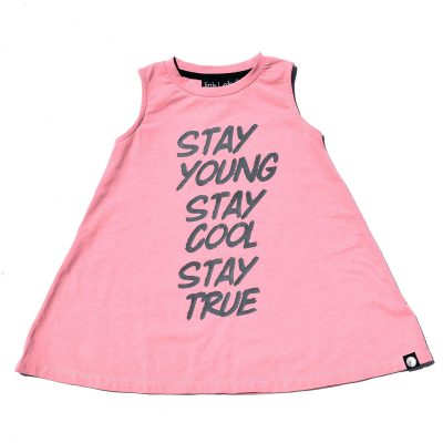 Stay Young Swing Dress