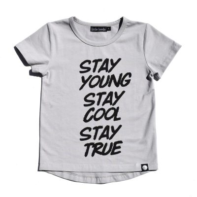 Stay Young Tee