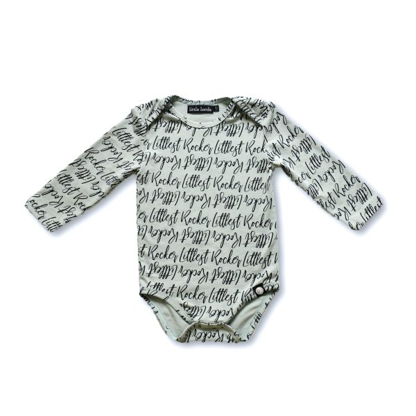 Littlest Rocker Bodysuit