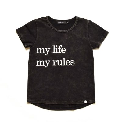 My Life My Rules Tee