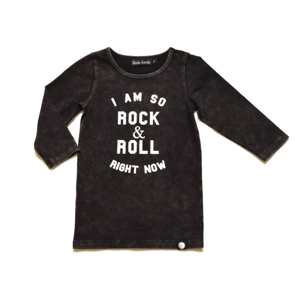 Rock + Roll Dress