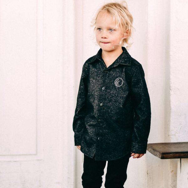 Black Rockstar Shirt