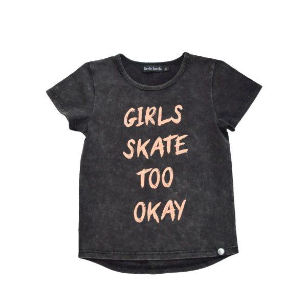 Girls Skate Tee