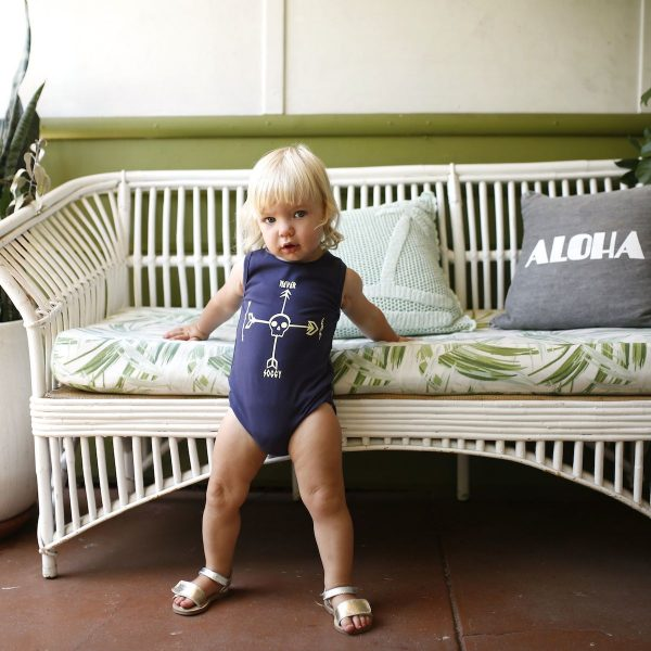 NESW Baby Bodysuit