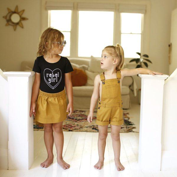 Mustard Kids Overalls