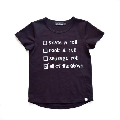 Sausage Roll Tee