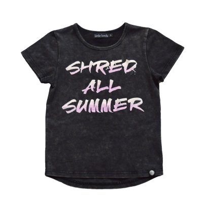 Shred all Summer Tee