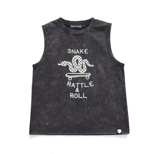 Snake, Rattle & Roll Tank